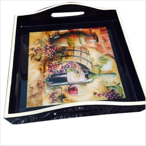 MDF Printed Serving Trays