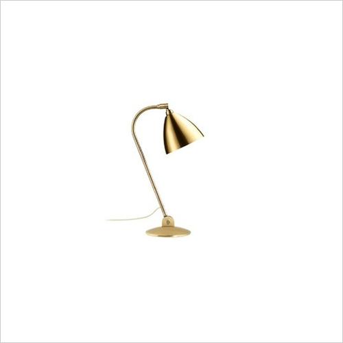 Brass Study Lamp