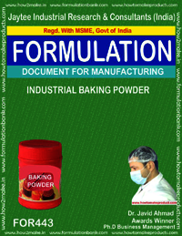 Baking powder industrial