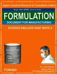 Exterior emulsion paint II