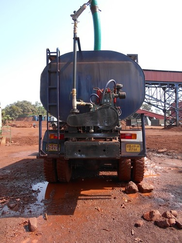 Dust Suppression System Truck