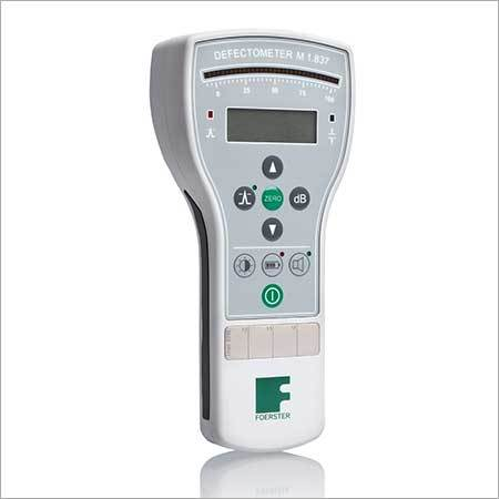 Measuring Crack Detector