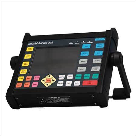 Ultrasonic Rail Tester Machines