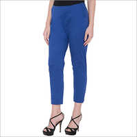 Blue Staright pants
