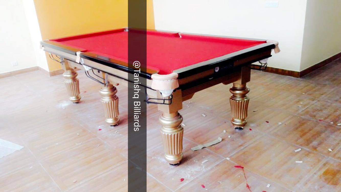 Standard Pool Board Table