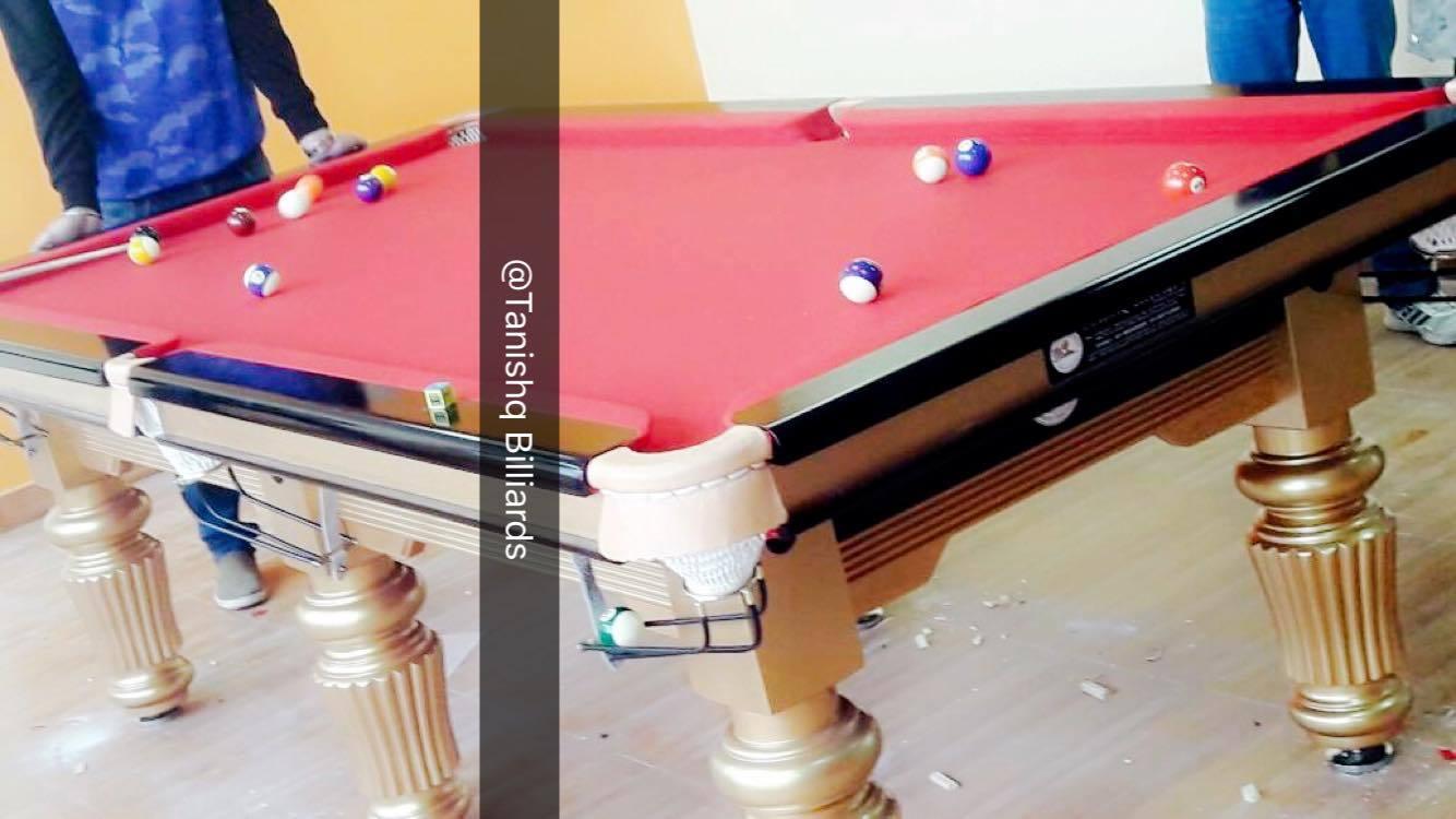 Standard Pool Board Table