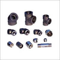 Duplex Forged Pipe Fitting