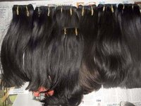 NATURAL STRAIGHT HAIR WEFT