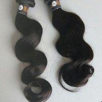 NATURAL WAVY HAIR WEFT