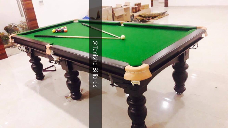 British Pool Table