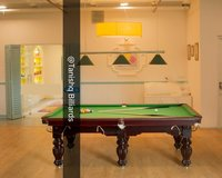 English Pool Table