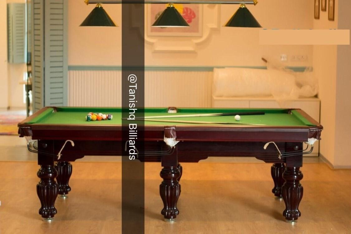 English Pool Table