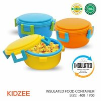 KIDZEE PLASTIC INSULATED CONTAINER