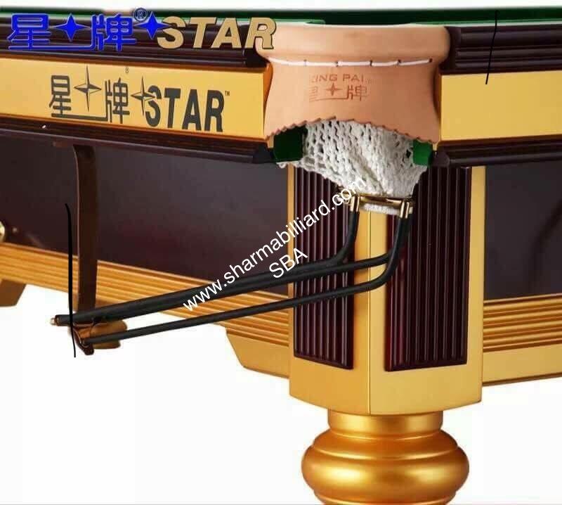 Billiard Star Table