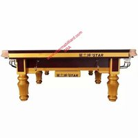 Billiard Star Table