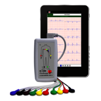 12 Channel Mobile Electrocardiograph