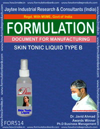 Skin Tonic Liquid type B
