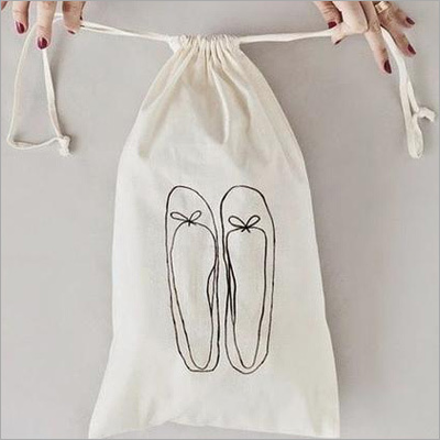 Shoes Bag (Cotton-Muslin)