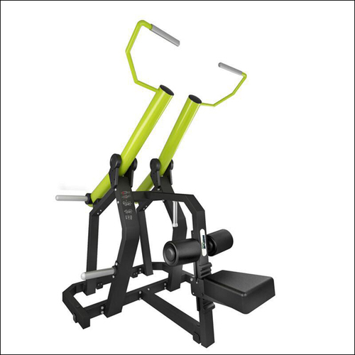 lat pull down plate loaded