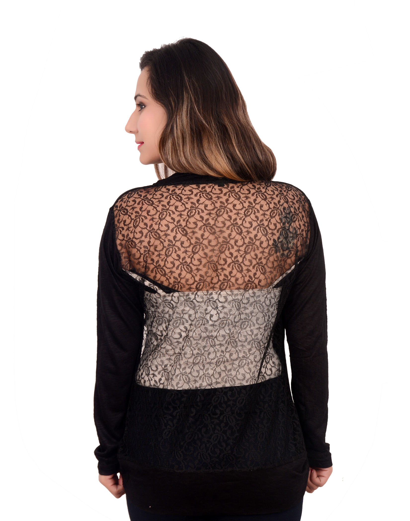 Back Net Shrug