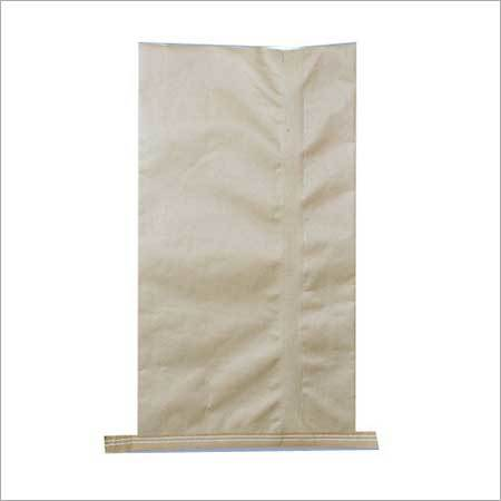 L Type Stitching HDPE Paper Sack Bag