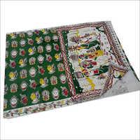 Kalamkari Design Print Sarees