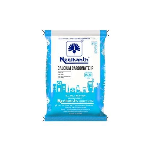 Calcium Carbonate I P