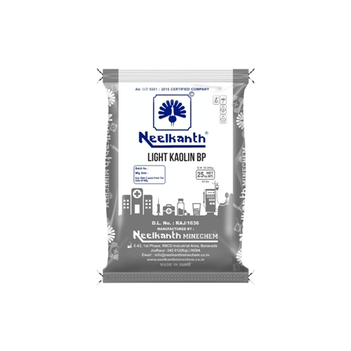 Light Kaolin BP