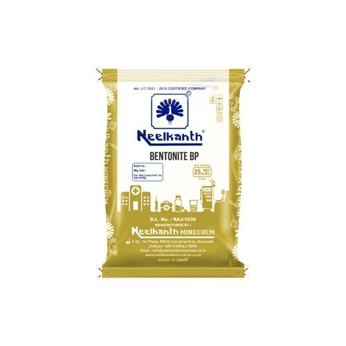 Bentonite B P