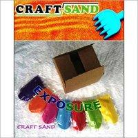 Coloured Quartz Play Sand