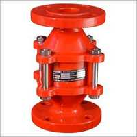 In Line Flame Arrester