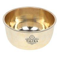 Brass Bowl Top Ring Designer