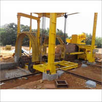 RCC Spun Pipe Making Machine