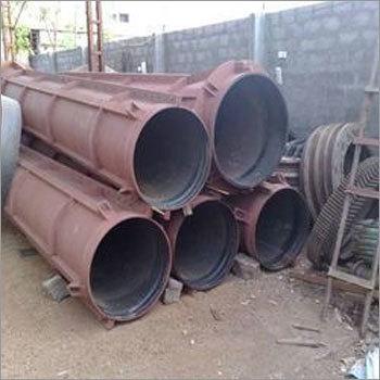 Concrete Pipe Vertical Mould