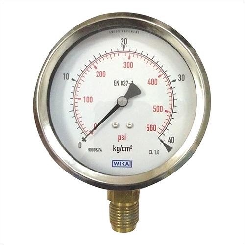 Wika Pressure Gauges