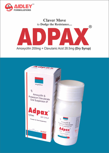 Adpax Dry Syrup