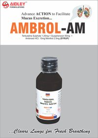 Ambrol-AM Syrup