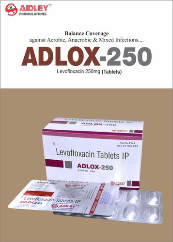 Levofloxacin 250mg Tablets