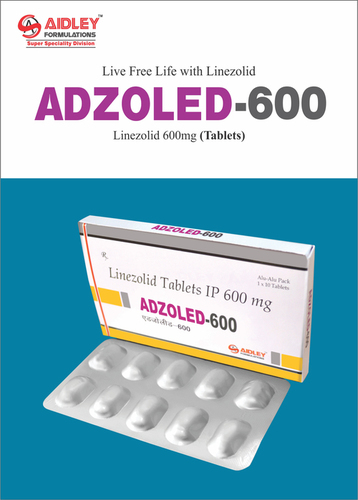 Adzoled-600 Tablets