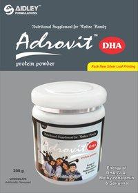 Adrovit-DHA Protein Powder