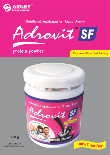 Whey Protein Powder (Suger Free)