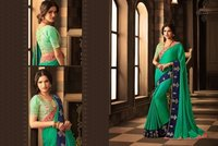 Latest Designer Silk Sarees