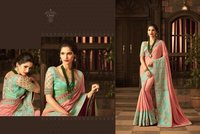 Handloom Silk Embroidered Saree