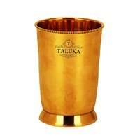 Brass Water Glass Top Ring Design