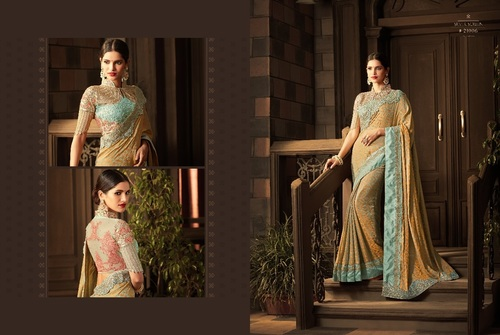 Exclusive Work Fancy Saree