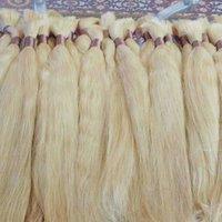 BLONDE STRAIGHT HAIR