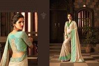 Designer Fantasy Silk Saree
