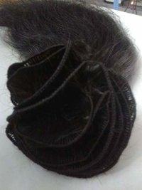 HAND WEFT STRAIGHT HAIR
