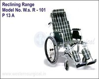 WHEEL CHAIR (RECLINING RANGE)