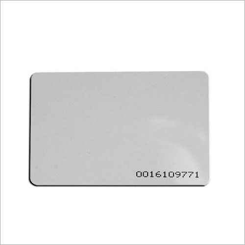 Proximity And  ISO Card